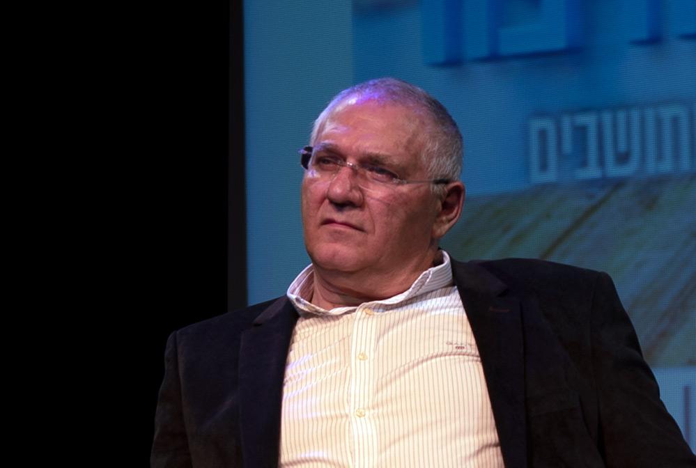 """אביהו האן - יו""""ד הירוקים של חיפה וחבר מועצת העיר (צילום: נגה כרמי)"""