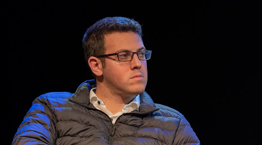 דוד עציוני - סגן ראש עיריית חיפה (צילום: נגה כרמי)