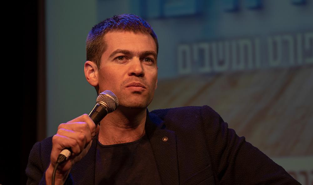 """אהוד שליין - שותף ומנכ""""ל קבוצת ביתא – התחדשות עירונית (צילום: ירון כרמי)"""