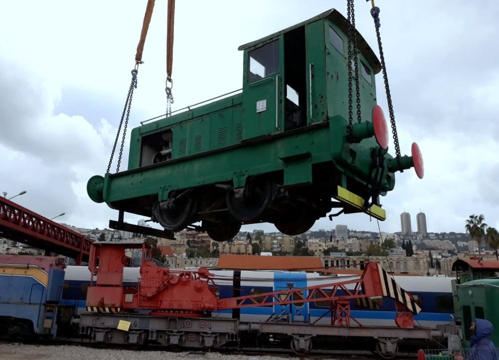 רכבת ישראל המעבר (צילום:דוברות רכבת ישראל)