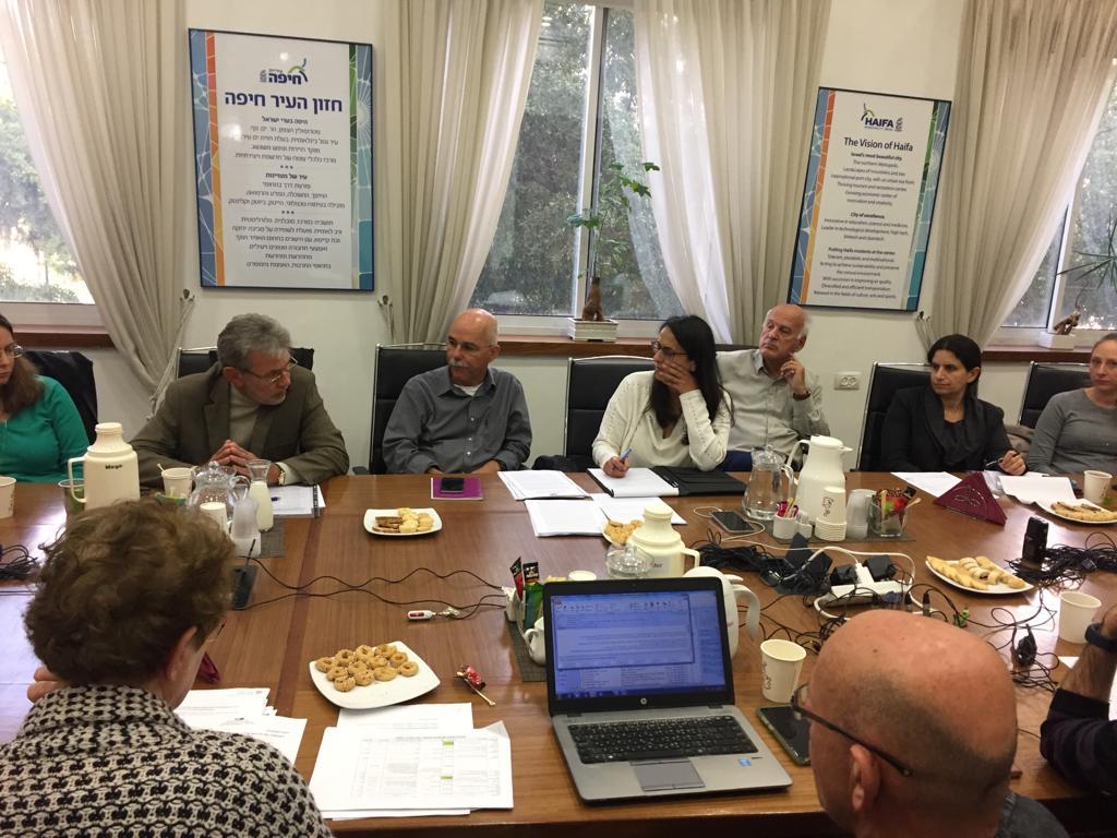 הועדה לאיכות הסביבה (צילום: סמר עודה כרנתינג'י)