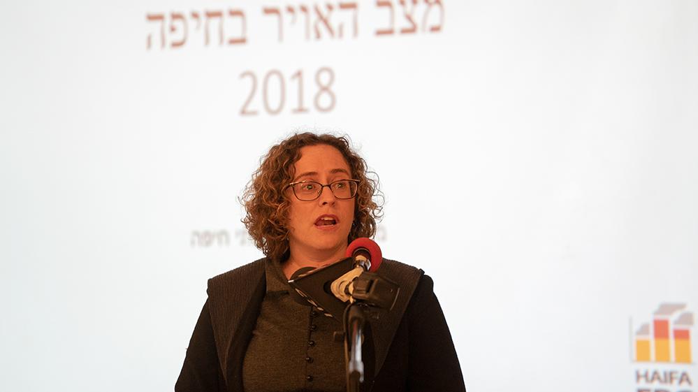יעל כהן פארן (צילום: חי פה)