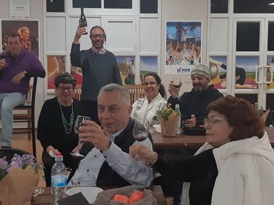 פסטיבל היין ספורטן חיפה