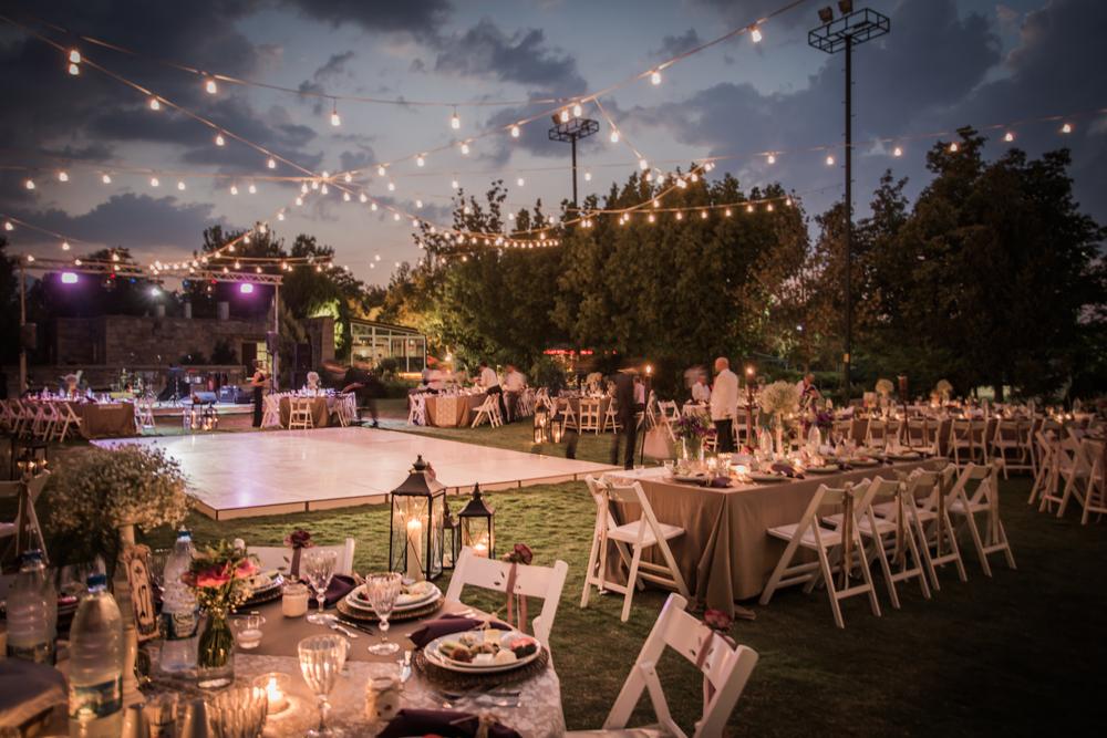 גן אירועים (צילום:shutterstock)