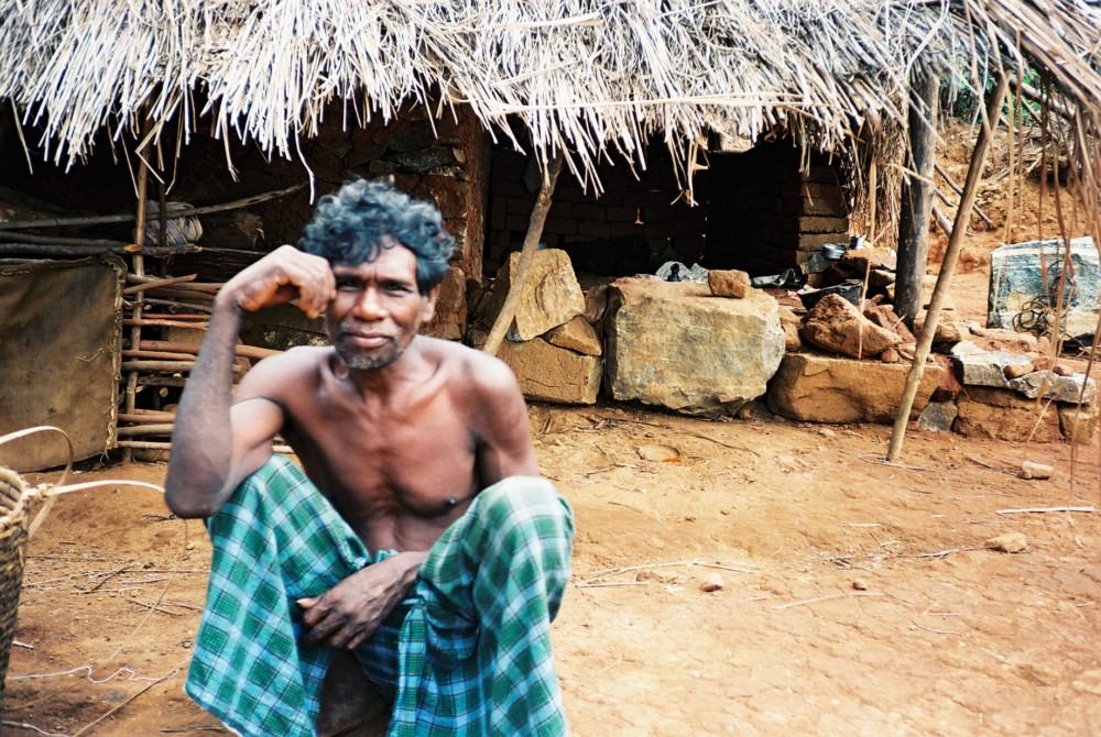 שנה עם ילידים בג'ונגל בהודו (צילום: נורית בירד דוד)