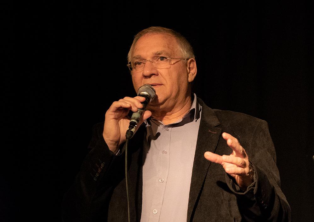 אביהו האן (צילום: ירון כרמי)