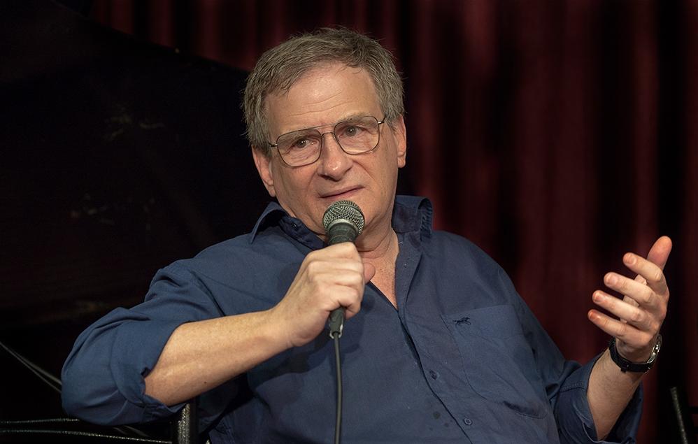 פרופסור דני גוטויין (צילום: ירון כרמי)