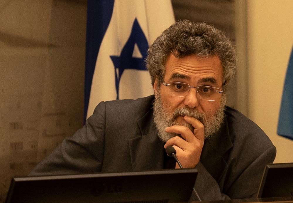 הרב דובי חיון (צילום: ירון כרמי)