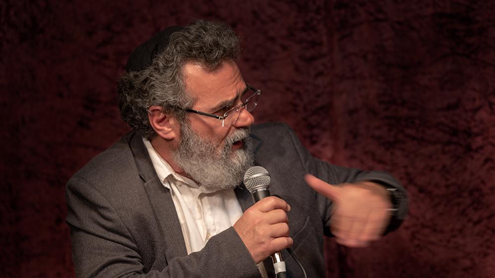 הרב דובי חיון  - (צילום: ירון כרמי)