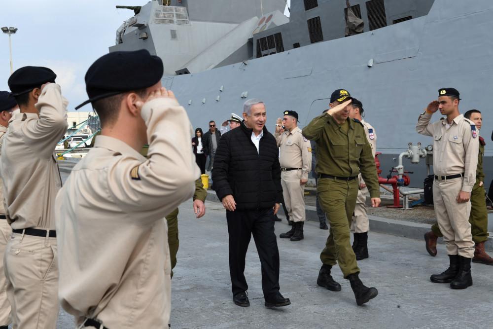 """ראש הממשלה בינימין נתניהו (צילום: חיים צח/לע""""מ)"""