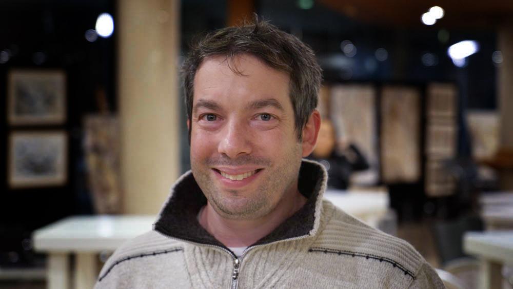 יונתן שוורץ (צילום: ירון כרמי)