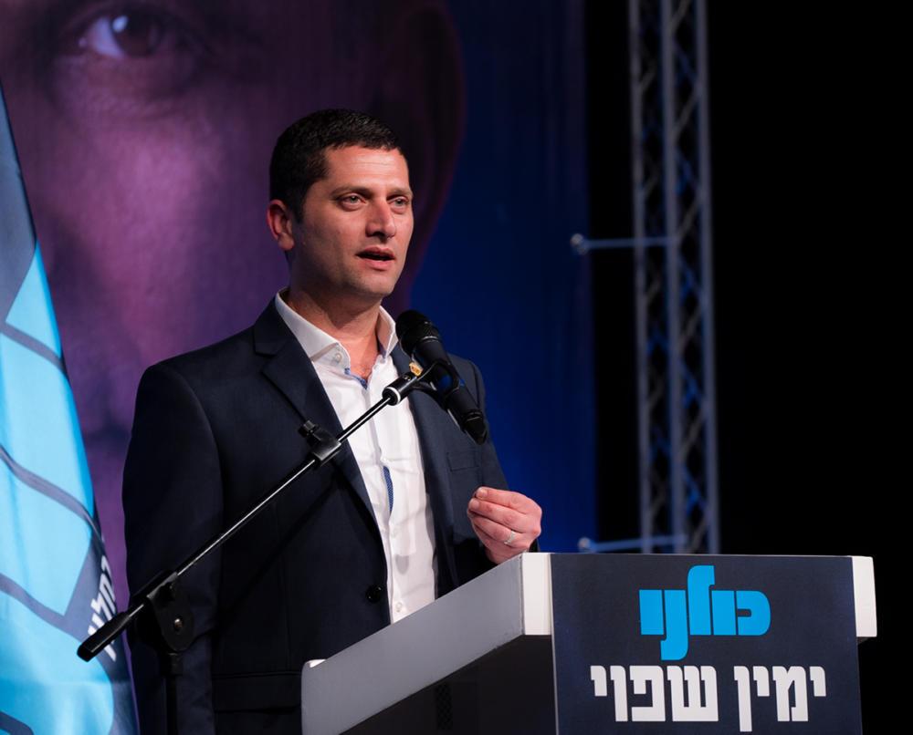 רועי לוי - ראש עיריית נשר (צילום: ירון כרמי)
