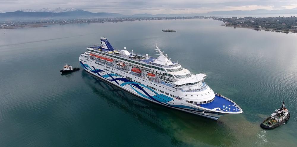 קראון איריס (צילום:Sotiris Boutsaxis - מנו ספנות)