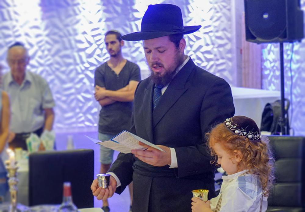 הרב יהודה גינזבורג (צולם ביום חול על ידי ירון כרמי)