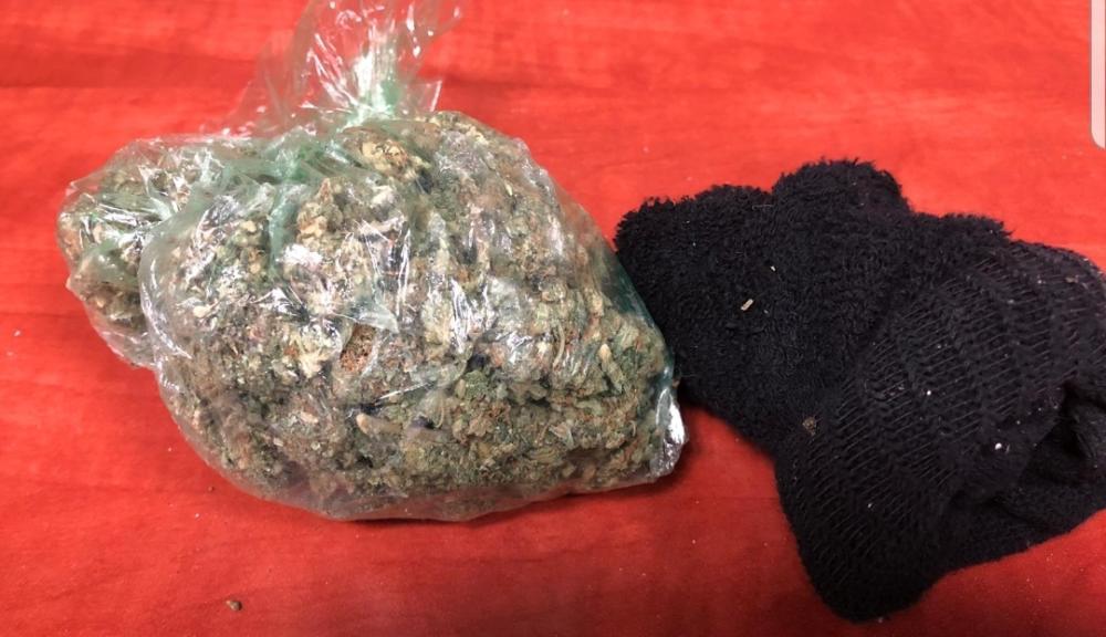 סמים (צילום: דוברות המשטרה)