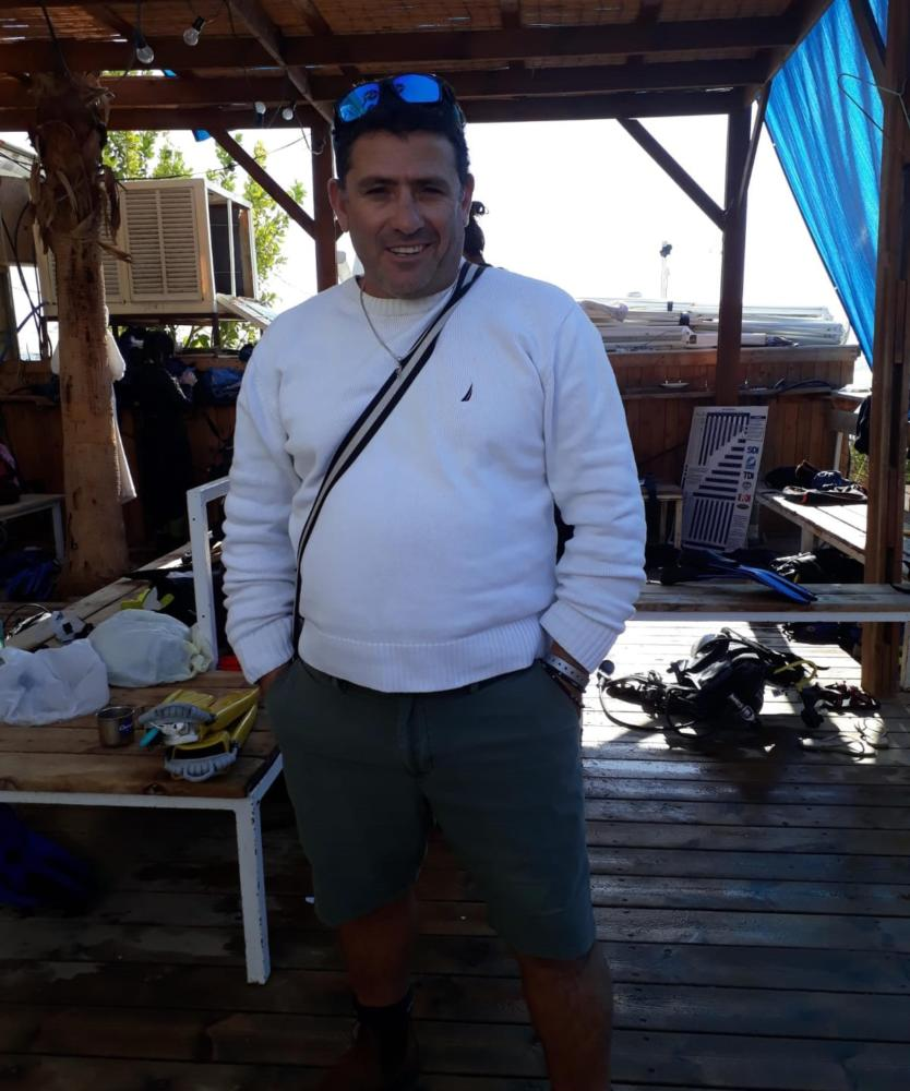 אמנון בן עזרא (מציל בחיפה)