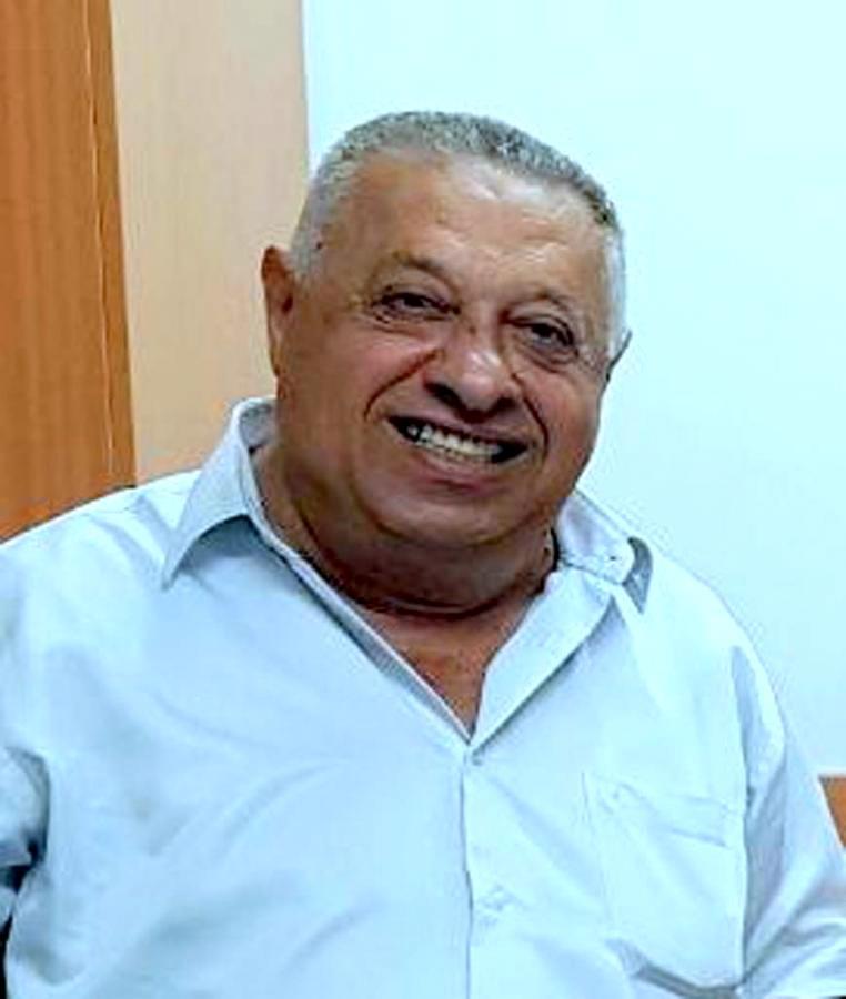 ויקטור חג אר יור ועד שכונת אדי ניסנאס בחיפה