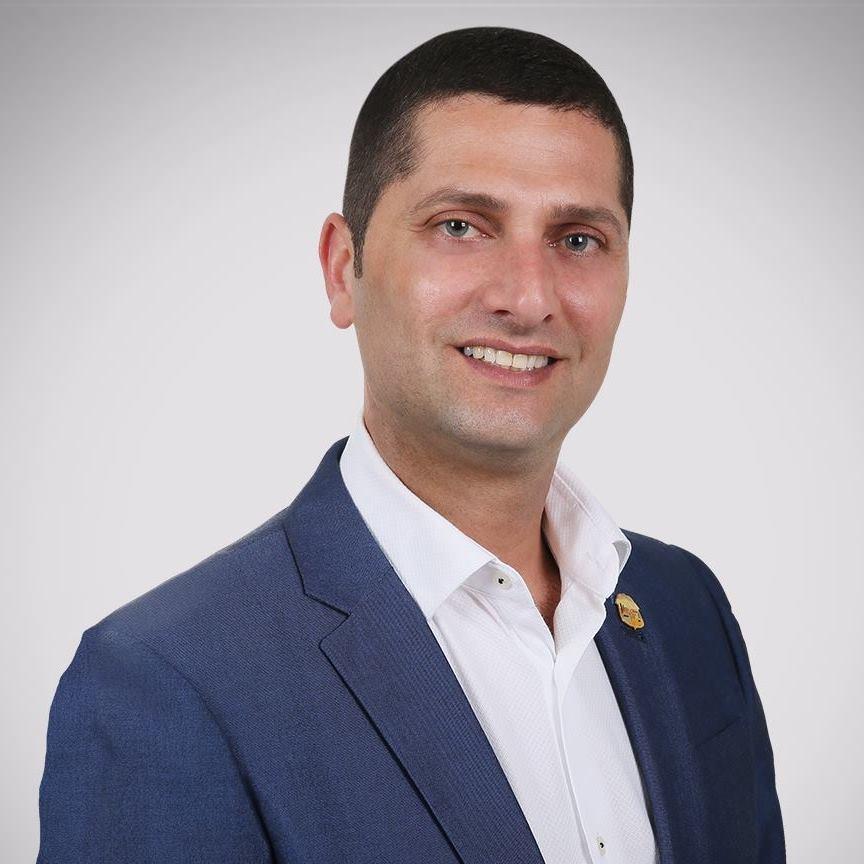 רועי לוי ראש עיריית נשר