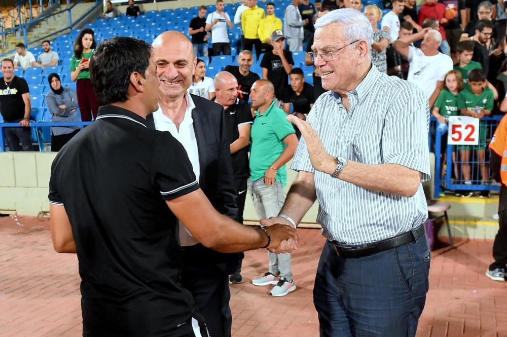 מכבי חיפה בגביע המדינה בכדורגל (צילום: יוסף הירש)