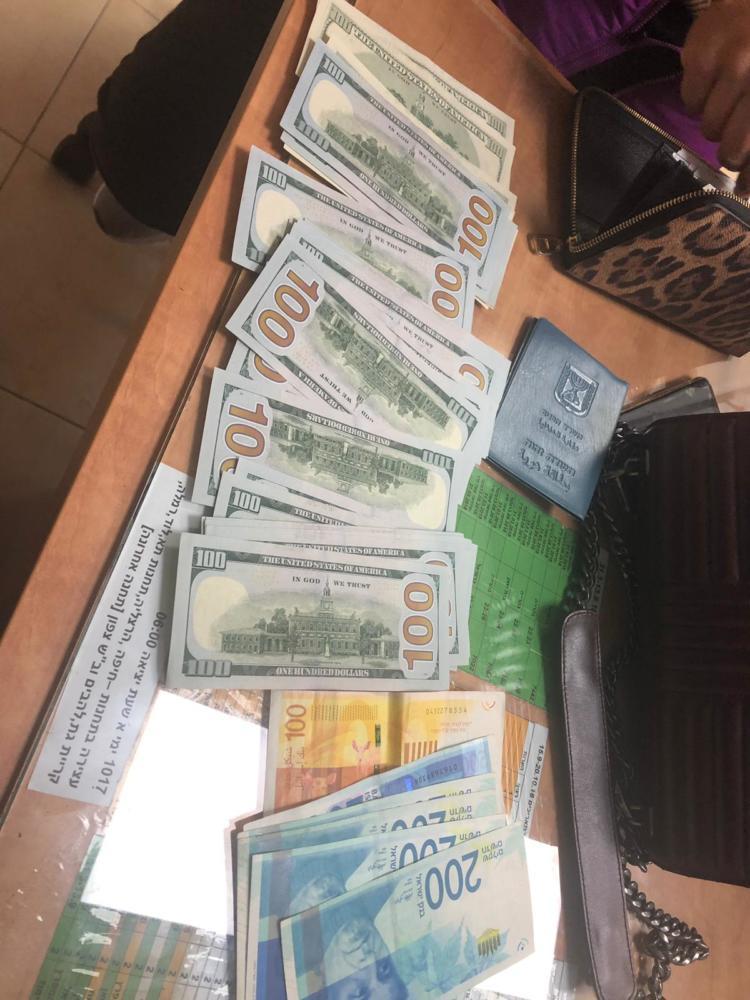 שטרות כסף-צילום: דוברות רכבת ישראל