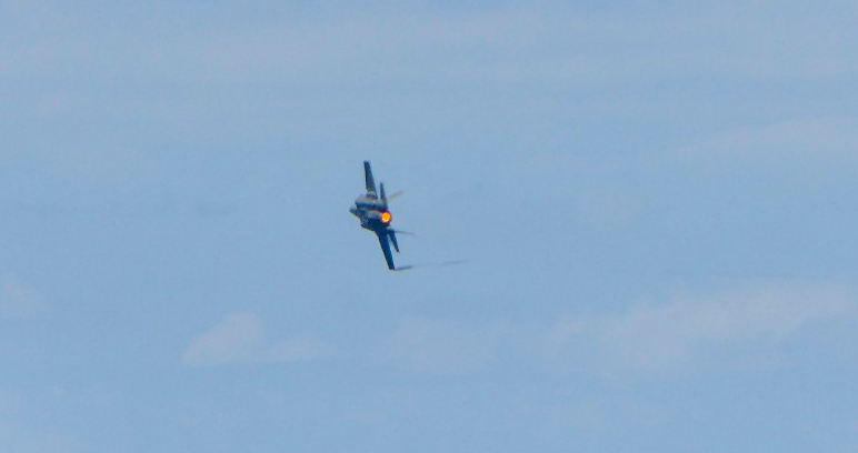 מטוס הקרב אדיר - F35 חמקן - מטס חיל אויר חיפה (צילום: עמית ראב)