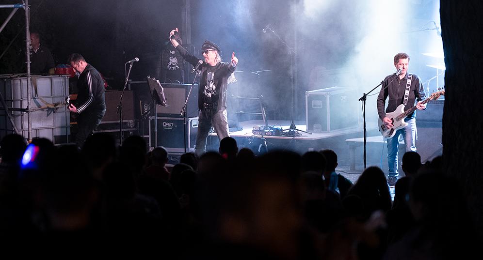 יורם מרק רייך - קילר הלוהטת - ההופעה במרכז הכרמל בערב יום העצמאות (צילום: ירון כרמי)