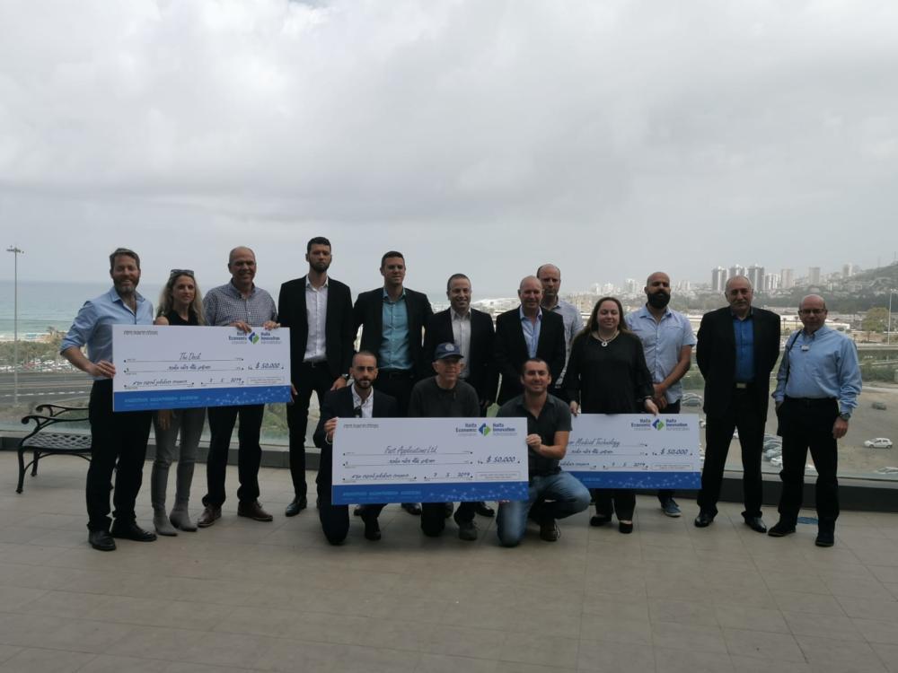החברה הכלכלית לחיפה מעניקה מענקים ליזמים (צילום: סמר עודה כרנתינג'י)