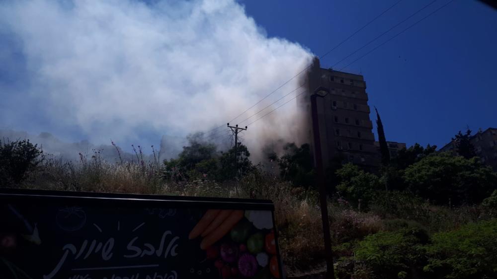 שריפה (רונית פרנקו)