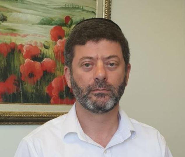 """מנכ""""ל """"דניה הירוקה"""", היזם גלעד קוגלמן (צילום: יח""""צ, אלכס הופמן)"""