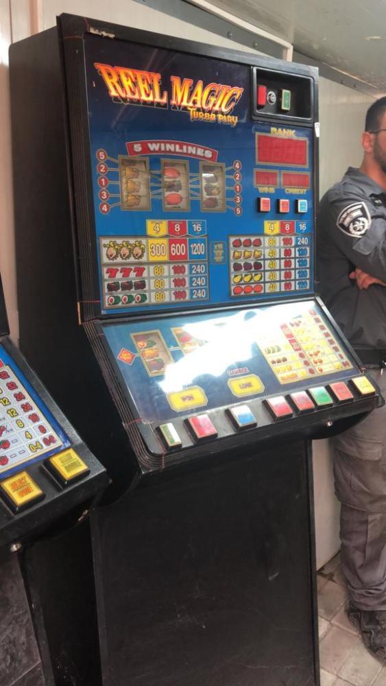 משטרת חיפה חשפה בתי הימורים בעיר נשר (צילום: דוברות המשטרה).