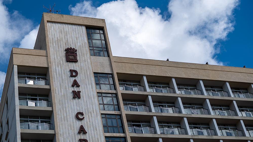 מלון דן כרמל בחיפה (צילום: ירון כרמי)