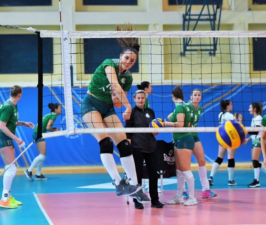 פולינה מליק (צילום:ראובן כהן)