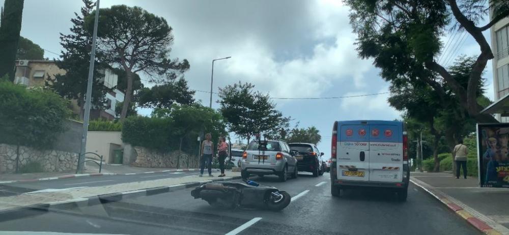 תאונת דרכים (צילום: עומר כרמי)