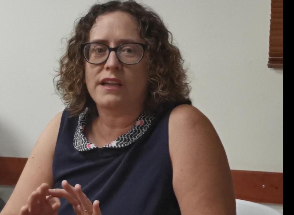 יעל כהן פראן, חברת הכנסת לשעבר ונציגת התנועה הירוקה