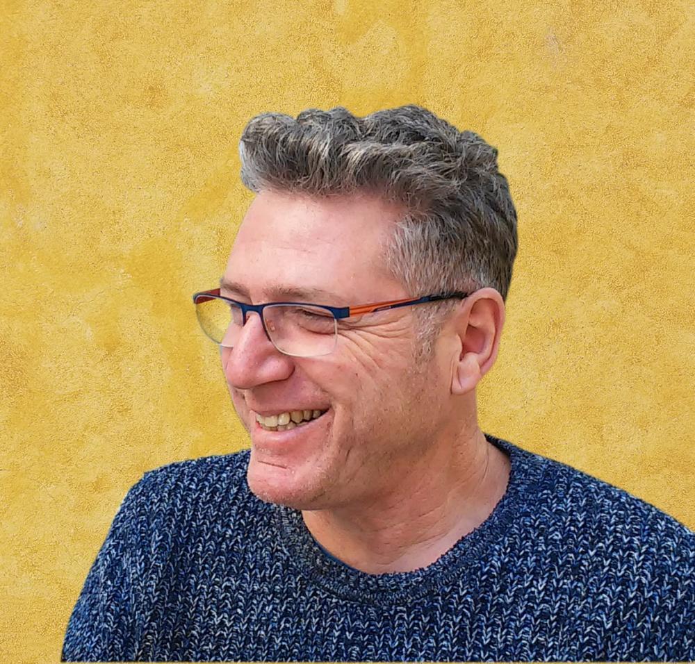 ברוך יעקובי מנהל בית הספר עין הים חיפה (צילום: אלבום אישי)
