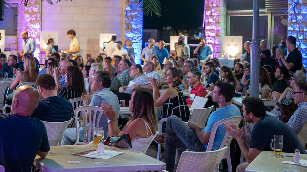 """כנס """"מדברים רפואה"""" - Haifa Health talks (צילום: ירון כרמי)"""