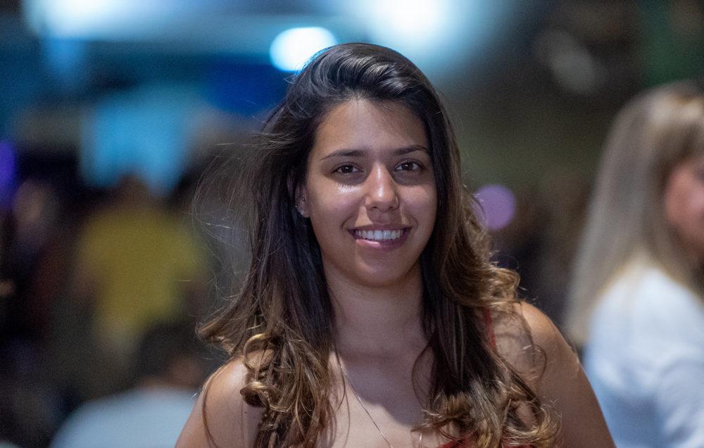 מפיקת המסיבות לירון פוליטי - בסטה ביט בימי שלישי בחיפה • הטברנה בשוק תלפיות (צילום: ירון כרמי)