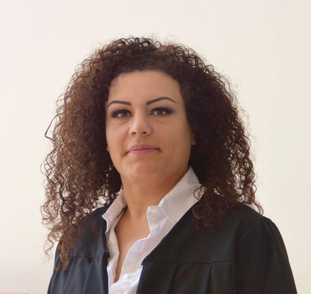 """עו""""ד ג'מילה הרדל ואכים, מנהלת עממותת אזרחים למען הסביבה (צילום: יח""""צ)"""