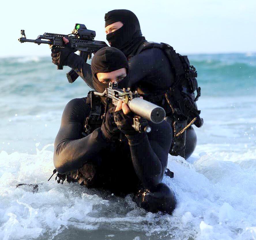 תמונת ארכיון מפעילות זרוע הים (צילום דובר צהל)