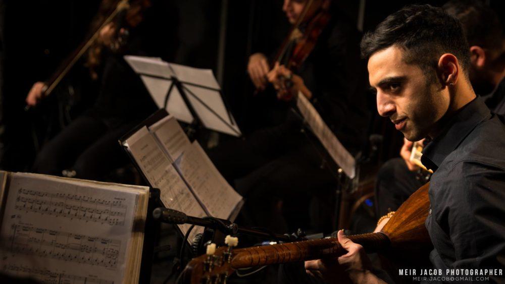 """אירוע מוסיקלי אנסמבל תיגואל במוזיאון הרמן שטרוק (צילום: יח""""צ)"""