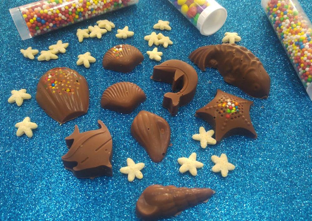 מה עושה שוקולד במוזיאון הימי (צילום: תמר גורקה קליינר)