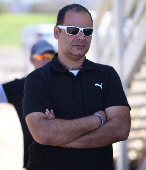חיליק אמסלם, מנהל אגף החופים בחיפה