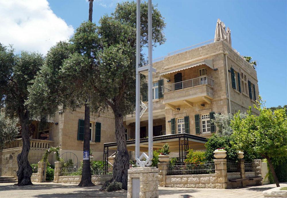 מלון קולוני - המושבה הגרמנית בחיפה (צילום: ירון כרמי)