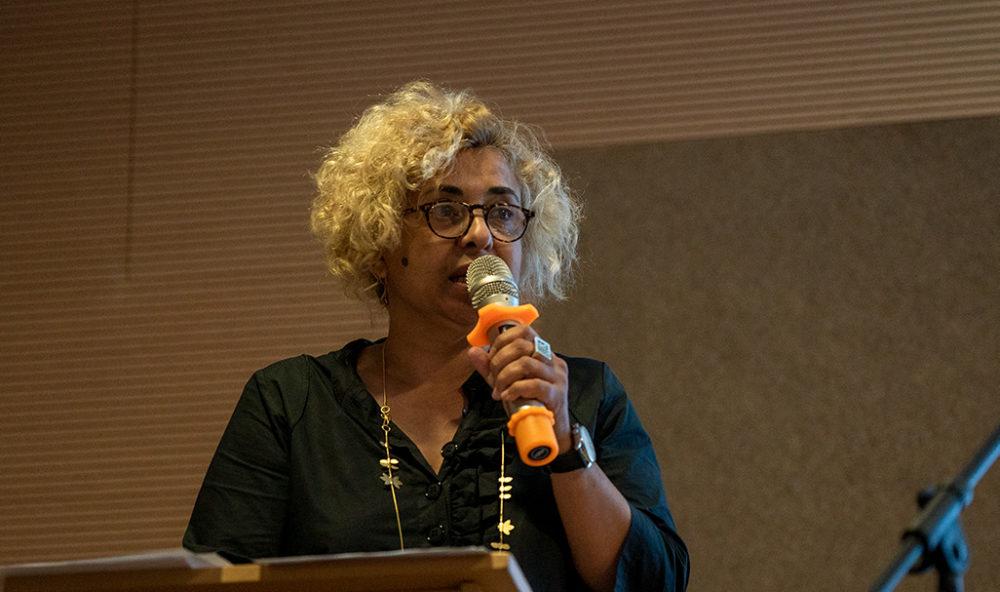 אורלי דביר - מנהלת פנימיית רננים לשעבר (צילום: ירון כרמי)