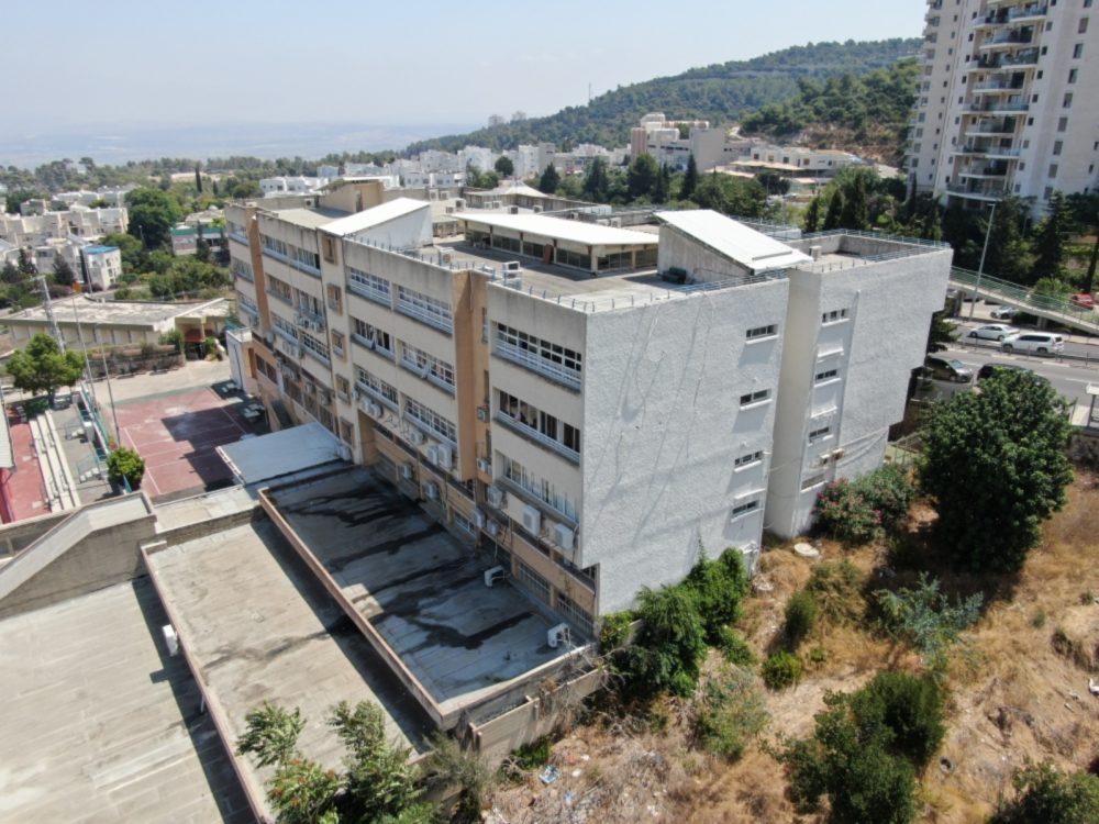 בית ספר אליאנס (צילום בן אריה מרום)