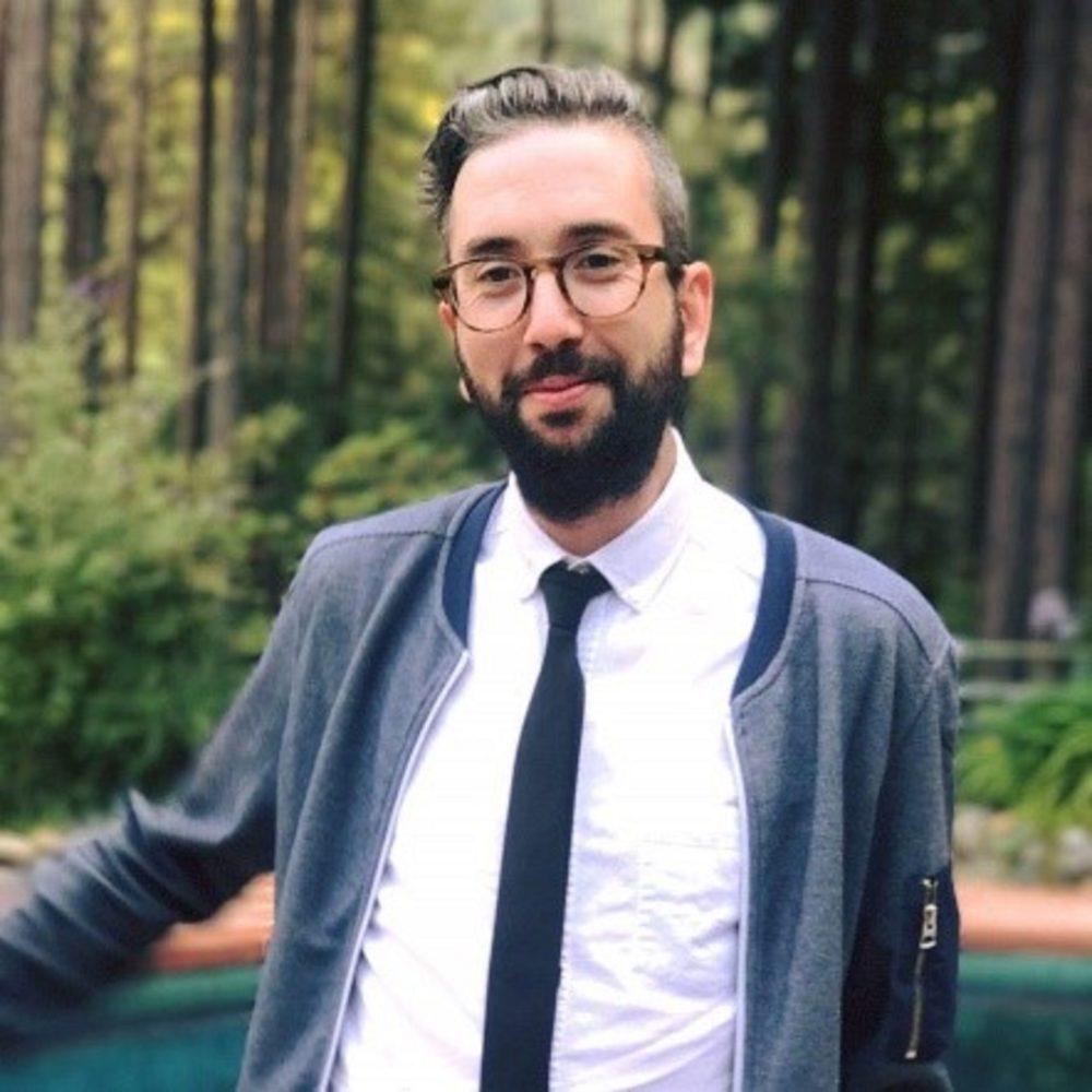 אדם רוג'רס (צילום: באדיבות פסטיבל הסרטים חיפה)
