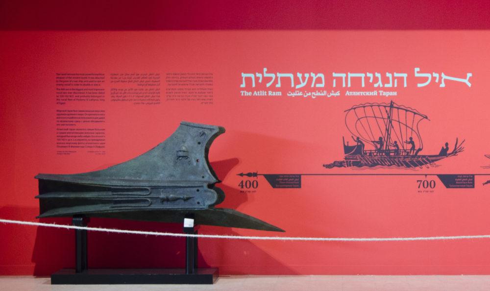 בעקבות הספינה האבודה עמנואל, חדר בריחה במוזיאון הימי הלאומי (צילום: סטס קורולוב)