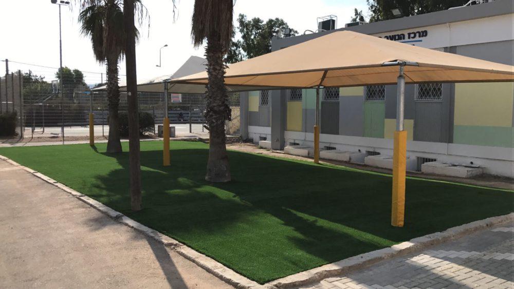 בית צ'ארנה - מרכז קהילתי בקריית חיים (צילום: עיריית חיפה)