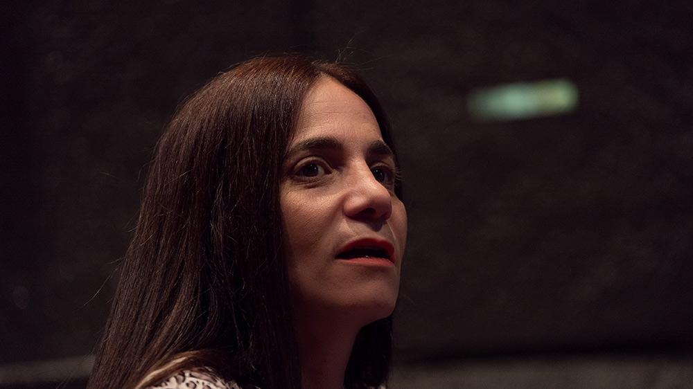 גלי סגל - מנהלת פרויקט מינהלת הורים בחיפה (צילום: ירון כרמי)