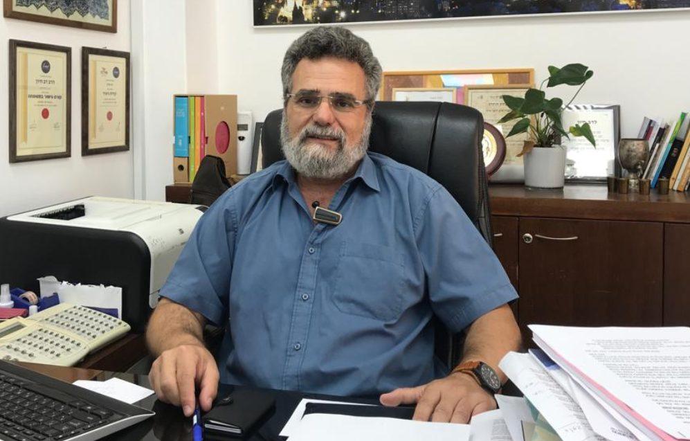 סגן ראש העיר הרב דובי חיון (צילום: מיכל ירון)